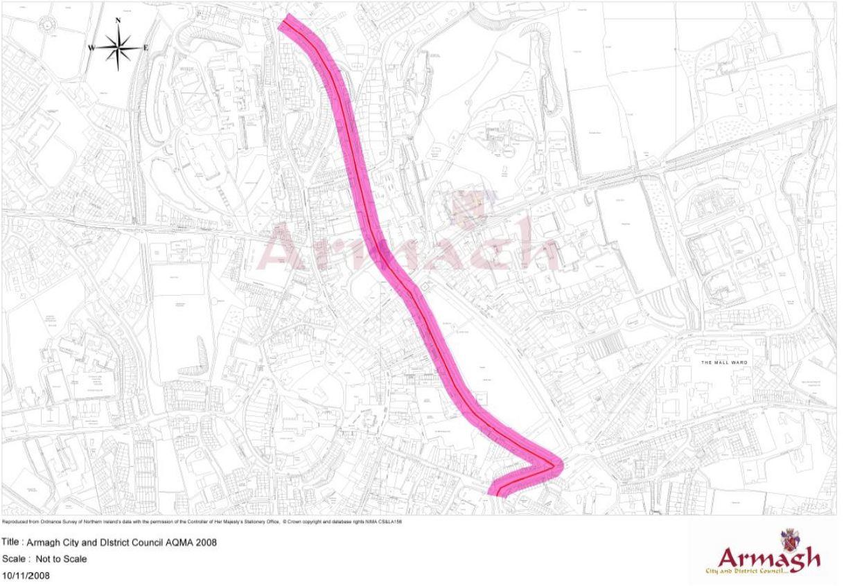 AQMA Map